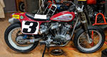 XR-750 Oval-Track Harley-Davidson Racer by Caveman1a