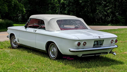 1964 Turbo Spyder Corvair Convertible