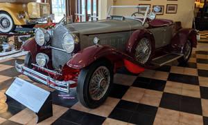 1930 Packard Model 734 Boat-Tail Speedster