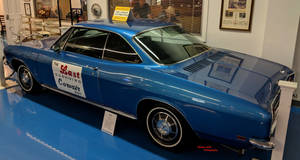 The Last 1969 Chevrolet Corvair