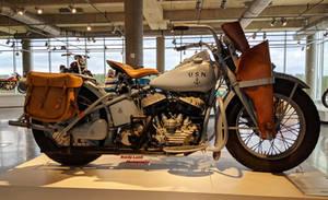 1944 Harley-Davidson Navy Model U