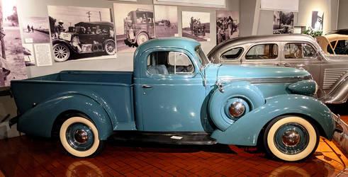 1937 Studebaker Truck