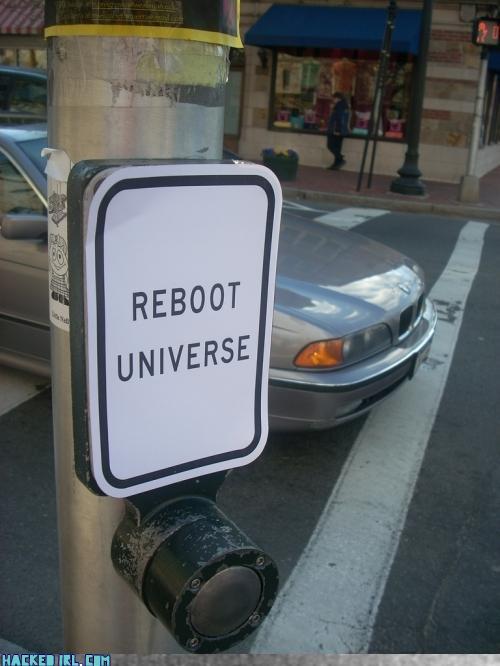 Reboot universe by InhailedAssassin