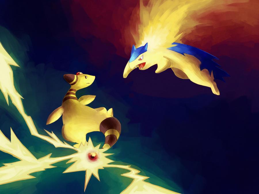 Pokemon Showdown by LazyAmphy on DeviantArt