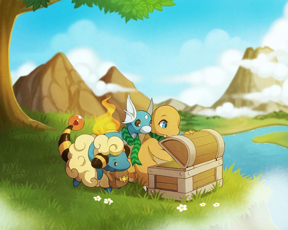 Adventure by LazyAmphy