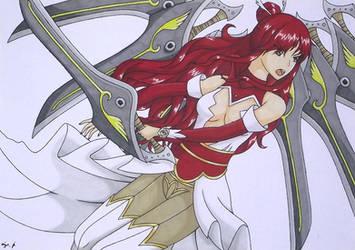 Fairy Tail - Erza Scarlet by Tsukiyo-Isekai