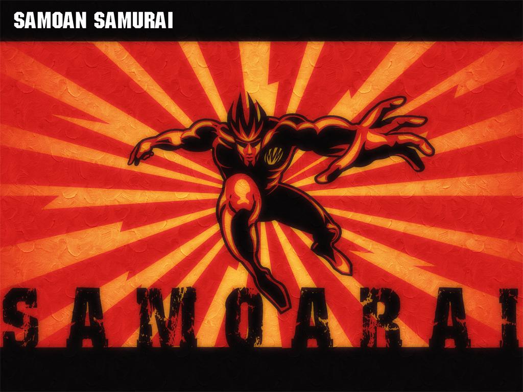 SAMOARAI - 'Samoan Samurai' by samoanjoe1967 ...
