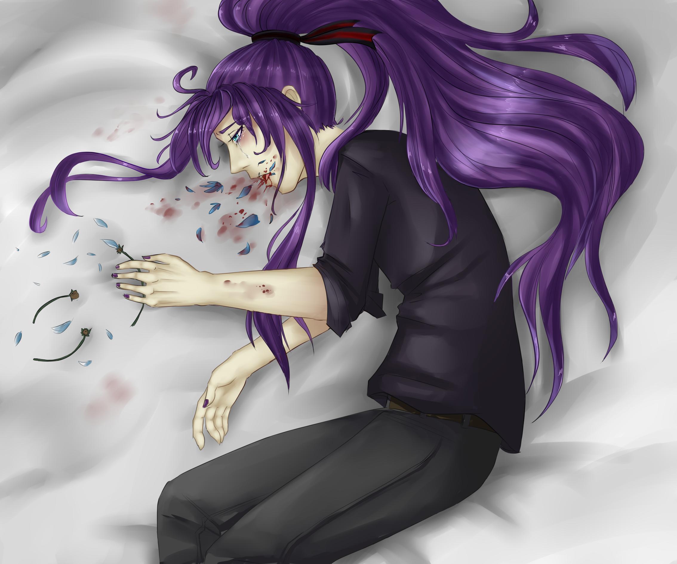 Hanahaki Anime