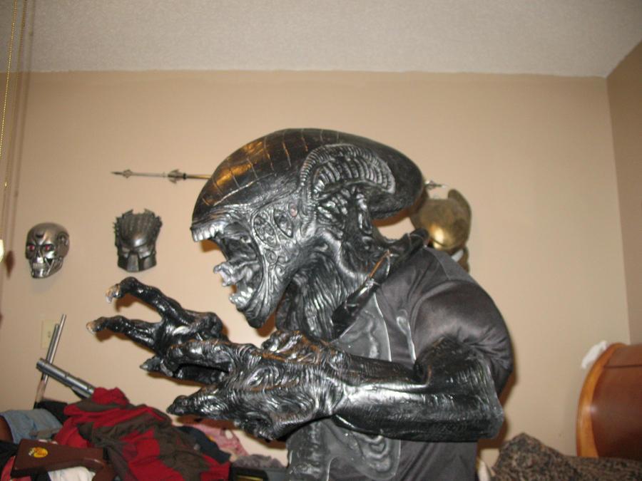AVP Alien/Xenomorph custom suit by Rising-Darkness-Cos ... & AVP Alien/Xenomorph custom suit by Rising-Darkness-Cos on DeviantArt