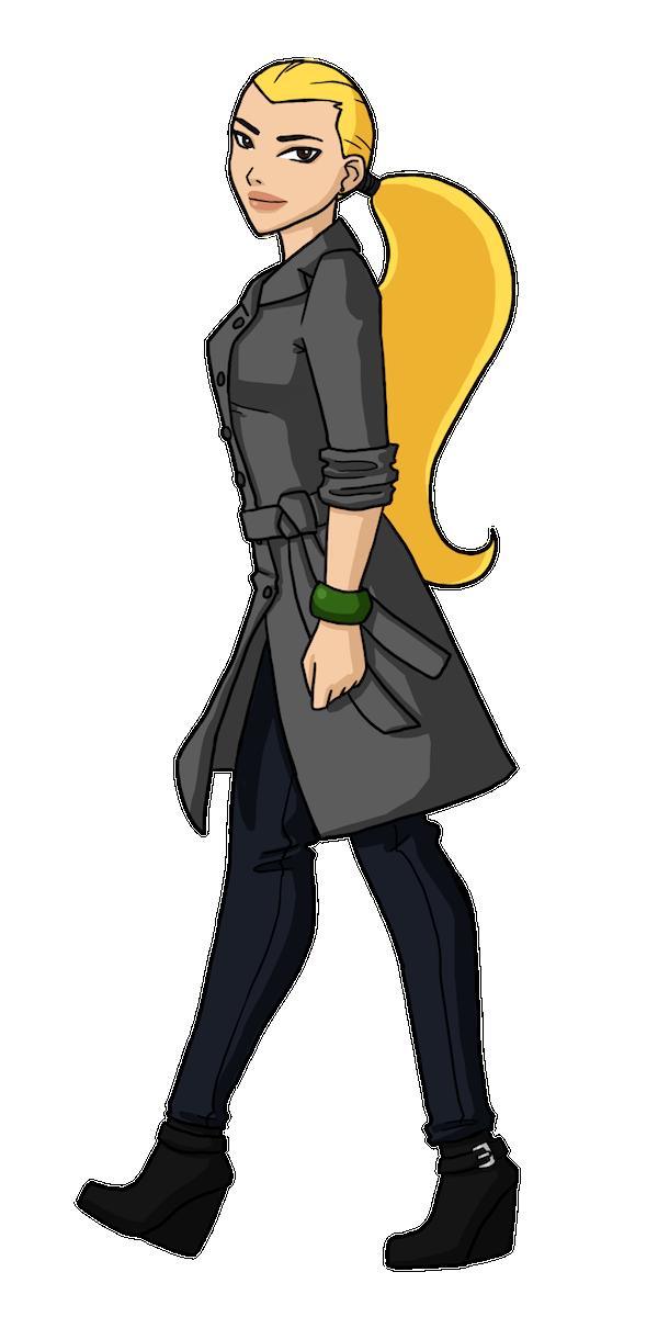 Artemis Crock by bechedor79 on DeviantArt
