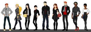 Young Justice - Season 1 Team