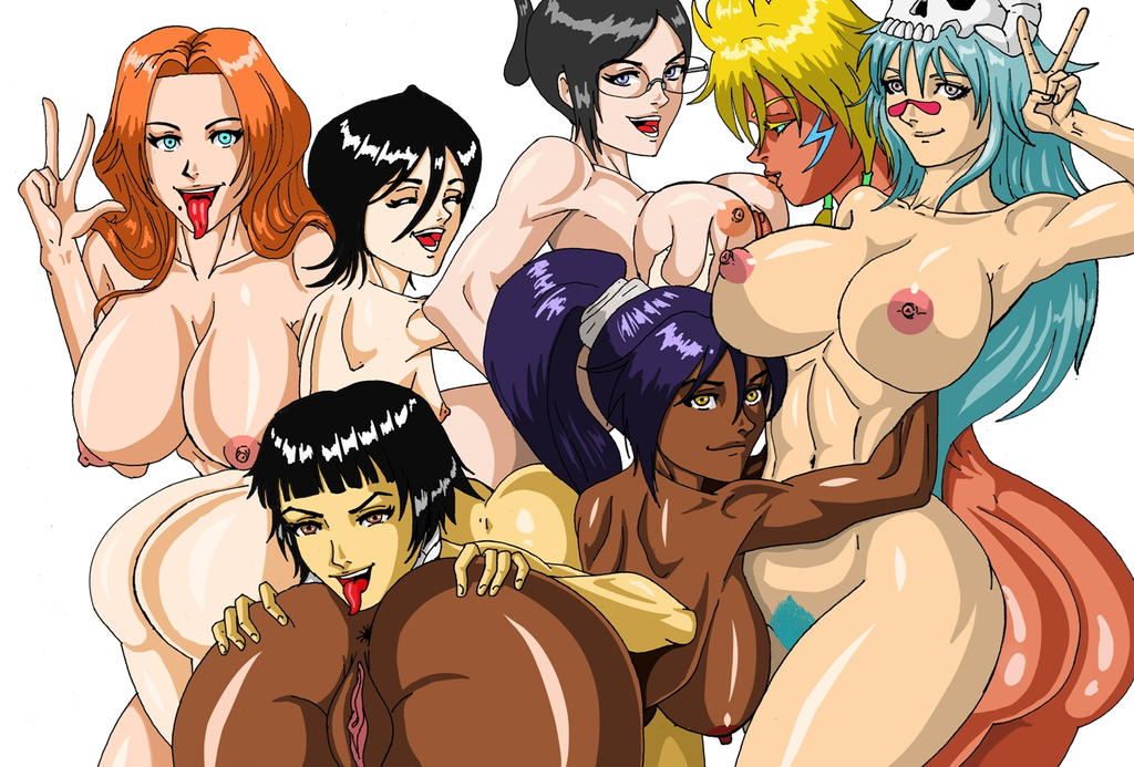 Bleach girls naked tumblr — photo 14