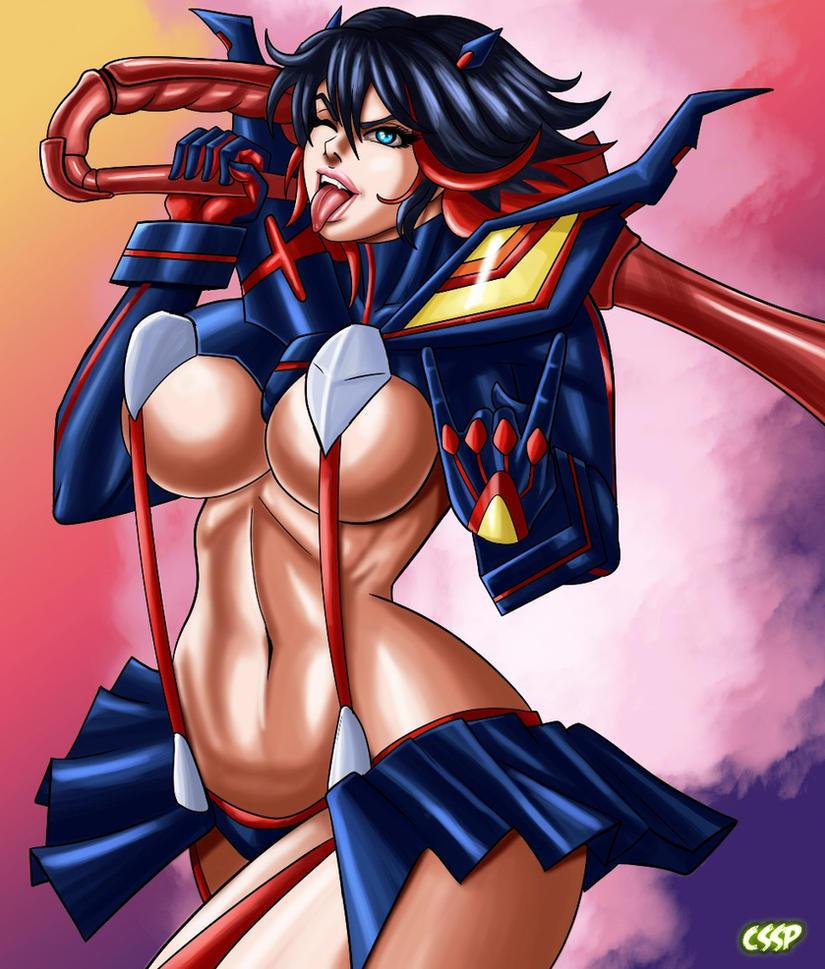 Ryuko by cssp