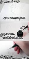 How I Ink