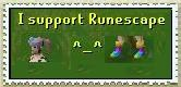 I Support RuneScape Stamp by Uxie9
