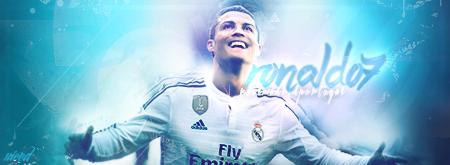 Ronaldo by xIced