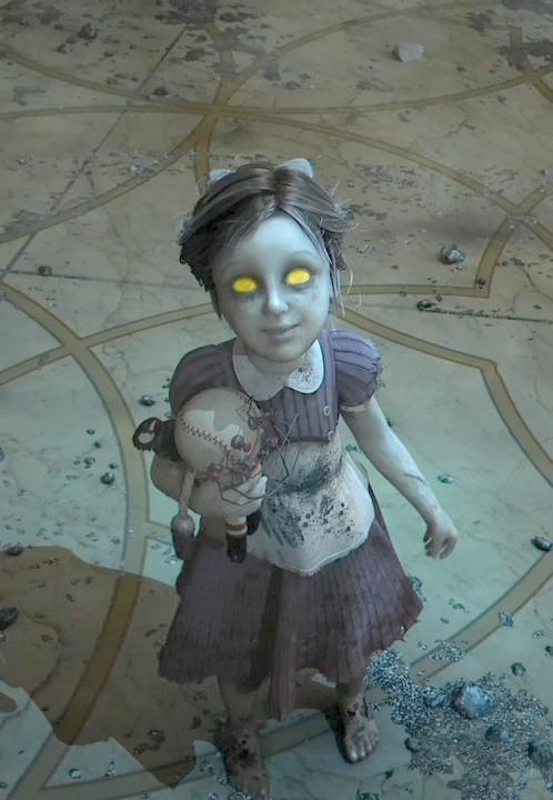 bioshock little sister by krazyminor2011 on DeviantArt  Bioshock