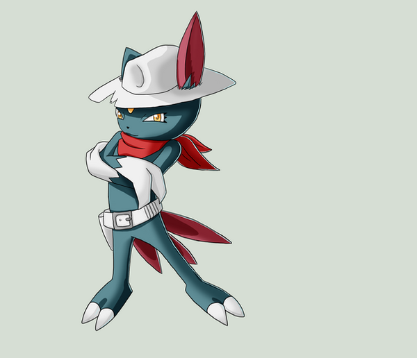 cheren gets laid.txt Pokemon___cowbow_Sneasel_by_Tee_chew