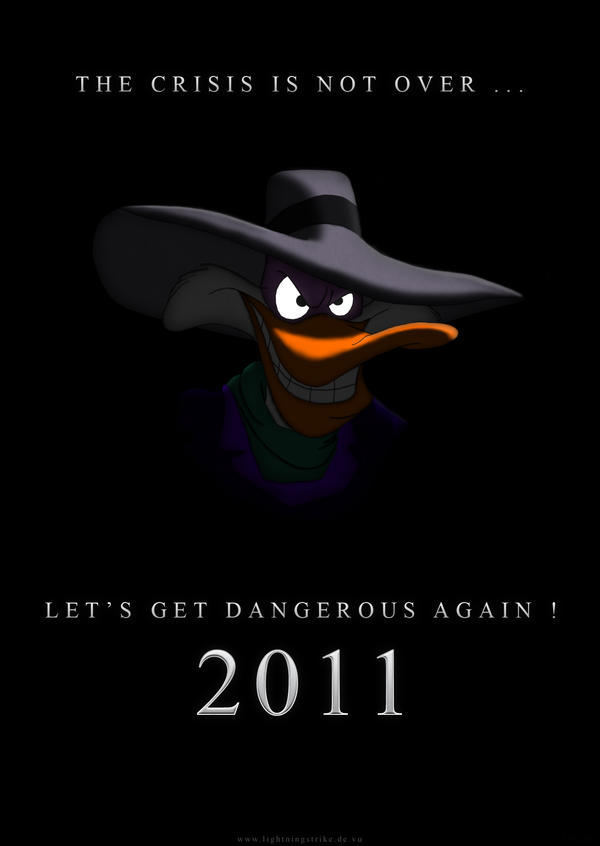 DWD: Teaser Poster by Lightning5trike