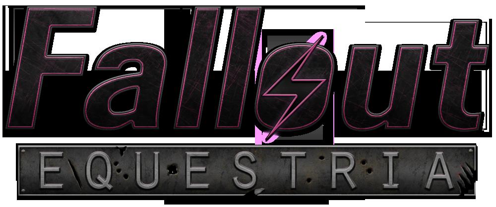 Fallout: Equestria Logo by Lightning5trike