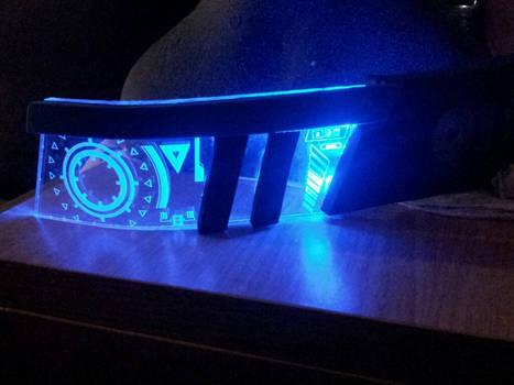 Garrus Visor lasercut
