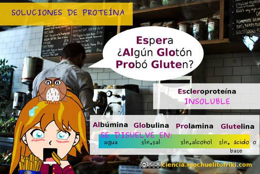 Clasificacion proteina