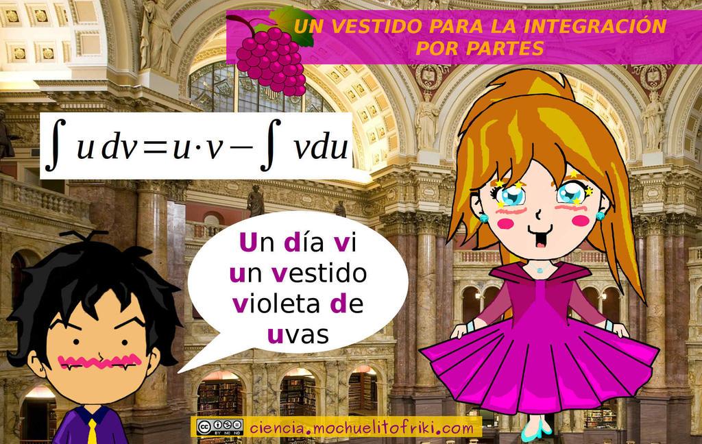Integracion por partes by Mochuelitofriki