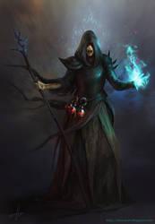 Darkmage by Fetsch