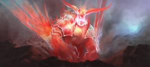 Fire Elemental Wip