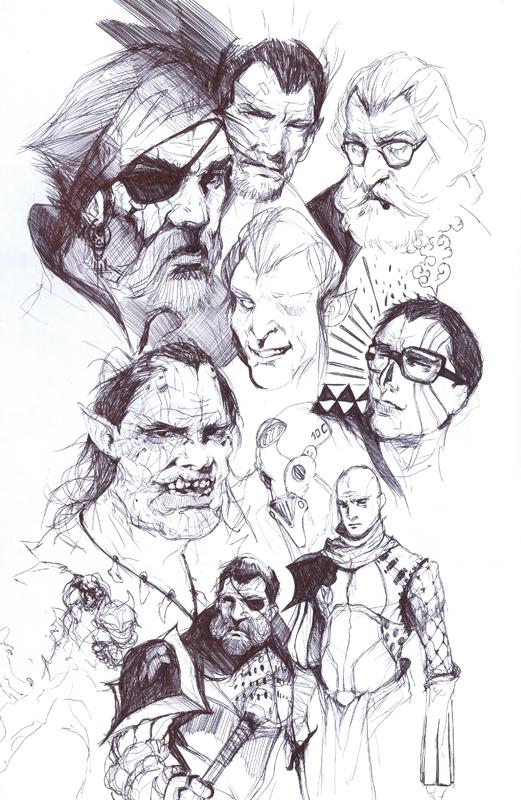 Sketch 10 by Fetsch