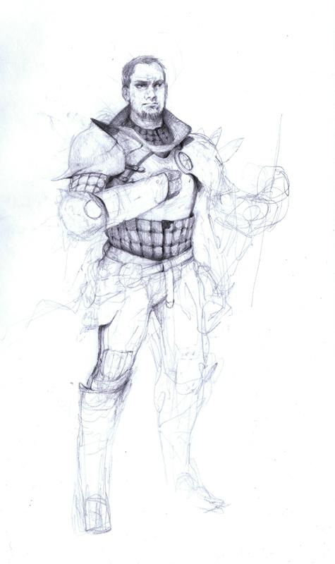 Sketch 11 by Fetsch