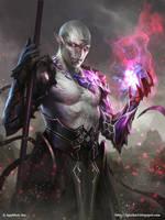 Warlock Heretic by Fetsch