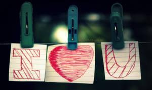 I Heart You by VitaminCakes