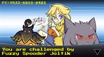 Joltik's Trainer Card by sleepbud3