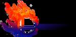 Smash Keyblade Flames by sleepbud3