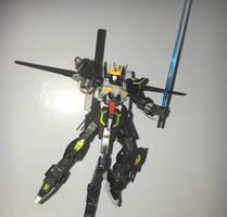 GSX-401A74 mobile suit Galacticgazer Gundam   by police1007
