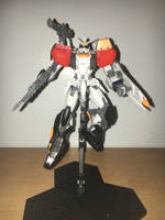 GAT-X102M1 Mobile Suit STAR Dual Gundam (2) by police1007