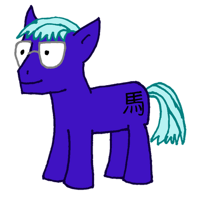 Kevin Rudd ponyfied by smega39