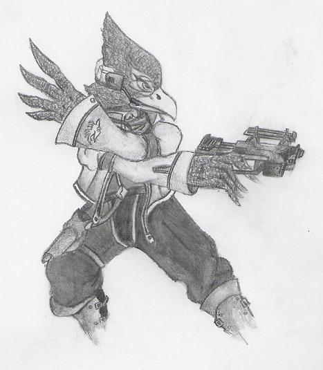 Falco Ssbb DrawingsFalco Ssbb Drawings