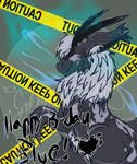 HBD BLUUEEEEEEE- 2018 (2) by ScribblySkiesStudios