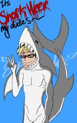 Shark Week 2018 by ScribblySkiesStudios