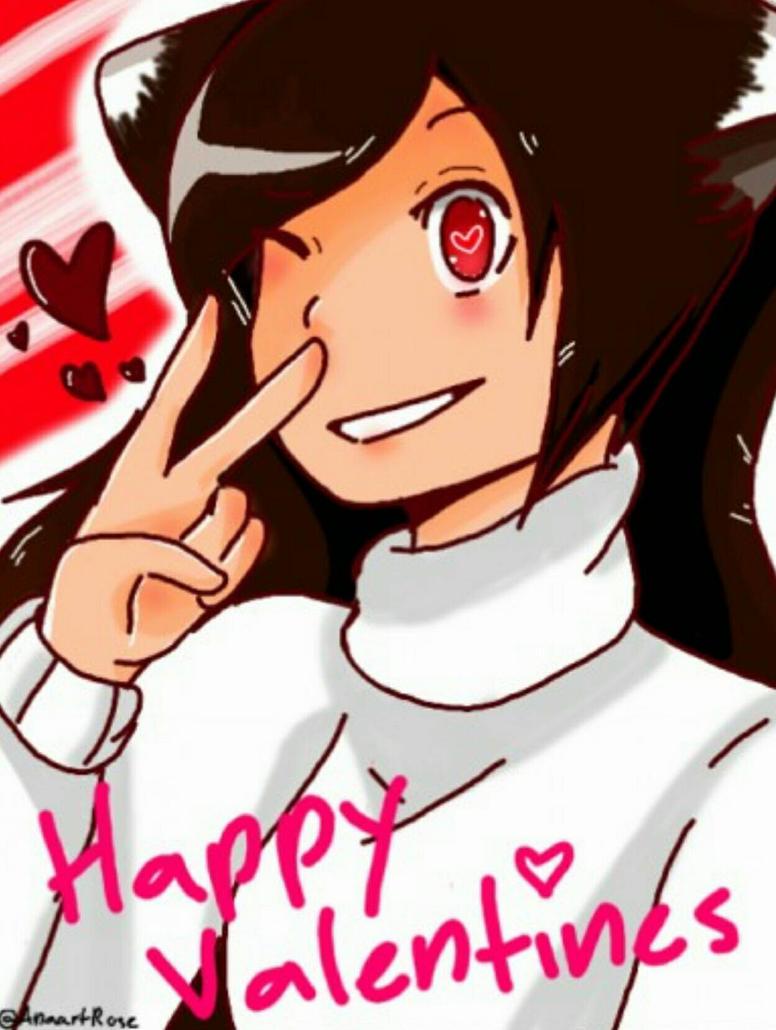 Happy Valentines! by AnaArtRose