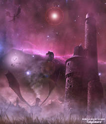 Nebula Night by Tanglimara