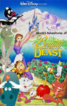 Skunk's Adventures of Beauty and the Beast Poster