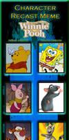 My Winnie the Pooh Recast Meme