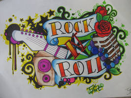 Rock 'n' Roll by td4rt