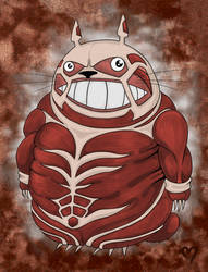 Attack on Totoro