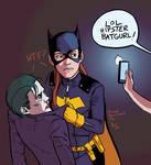 New Batgirl Design