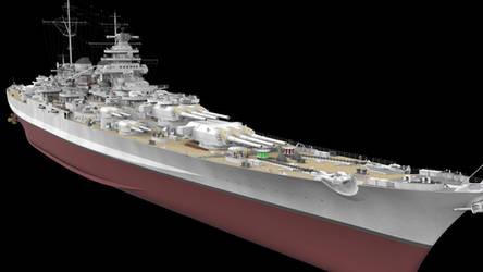 S-Class Battleship-Starke