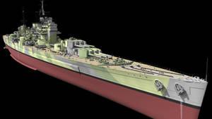 Battleship Tempest